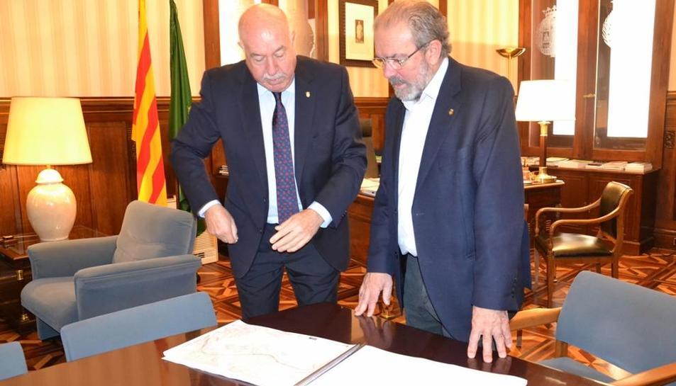 Carlos Barrera i Joan Reñé.