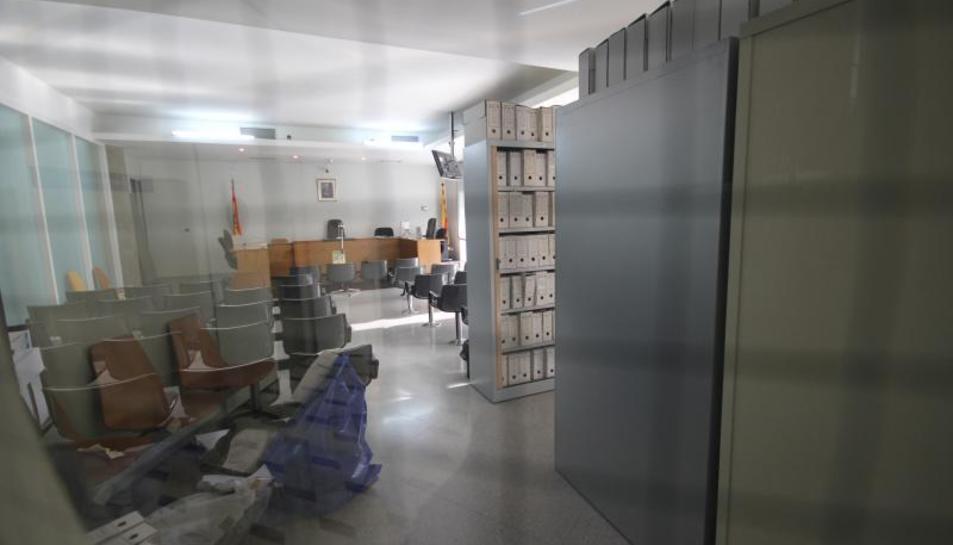 El judici va tenir lloc al jutjat penal 1 de Lleida.