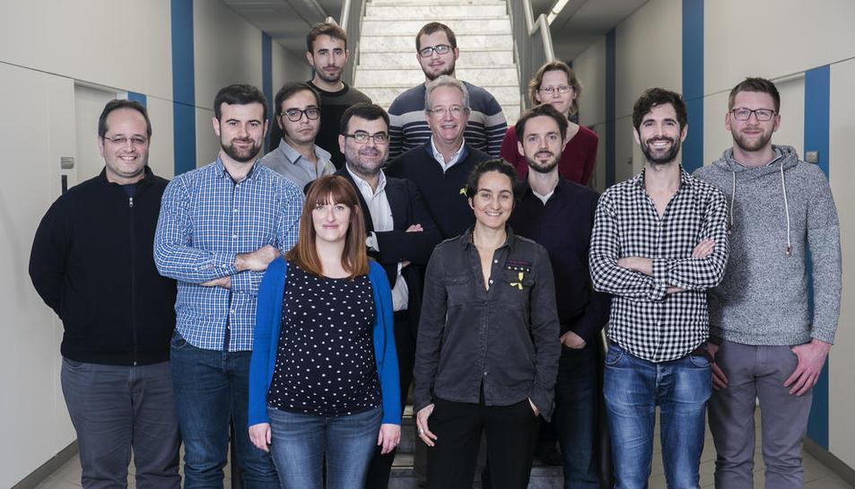 Científics de Barcelona curen ratolins amb càncer de còlon i els immunitzen