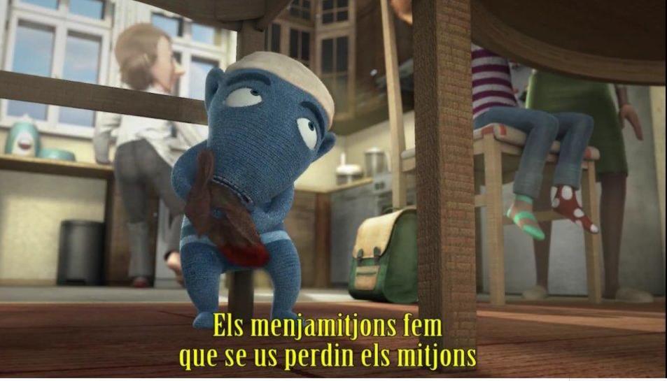 Fotograma de la película 'Els Menjamitjons'.