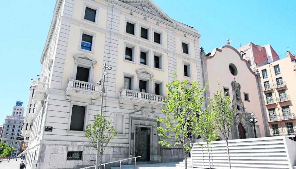 Imagen de archivo de la sede de Economía del ayuntamiento.