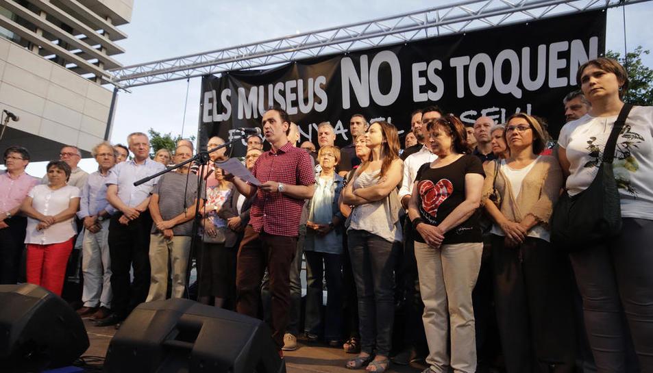 «Sixena va suposar la sortida de l'armari de la societat lleidatana»