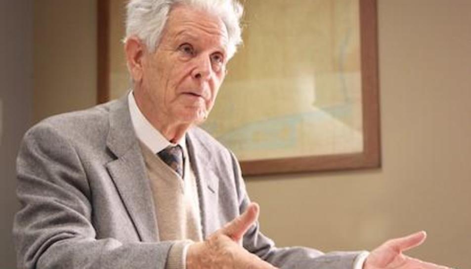 Horacio Capel.