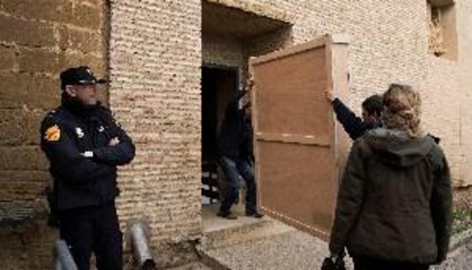 Sixena demana la detenció de l'exconseller Puig perquè testifiqui pels béns