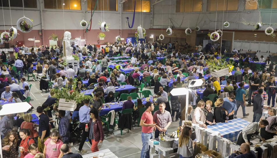 La Fira de Primavera de Tremp va clausurar-se ahir amb èxit de públic.