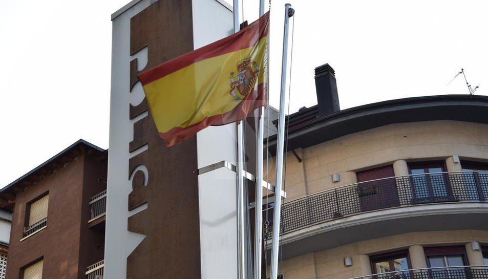 Imagen de archivo de las instalaciones de la Policía en la Seu d'Urgell