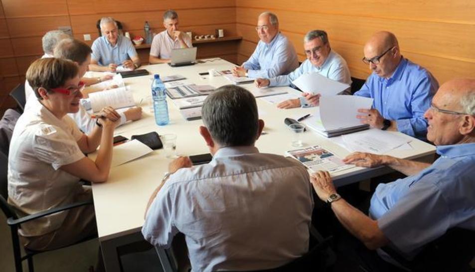Miquel Aran, nou gerent del Parc Científic i Tecnològic Agroalimentari de Lleida