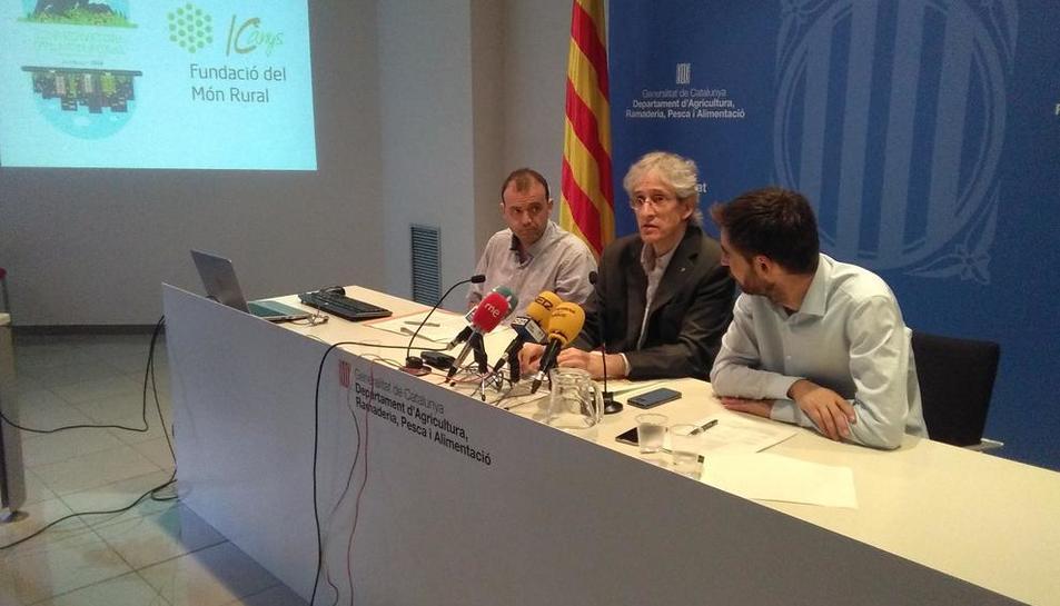 El mundo rural catalán presenta un paro más bajo y una mayor creación de empresas que el urbano