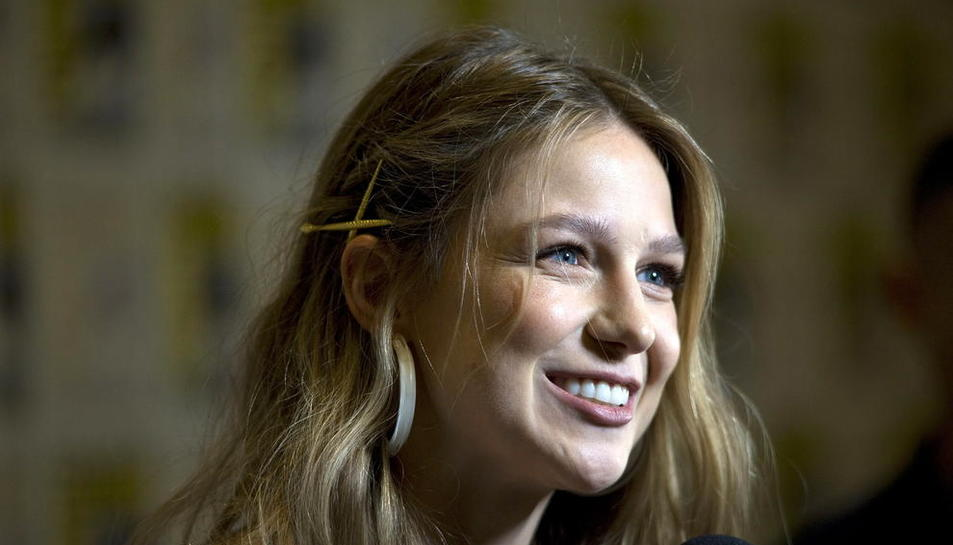Supergirl ha sido interpretada por Benoist en una serie de TV.