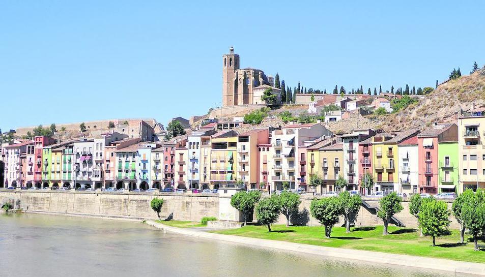 Imatge d'arxiu de Balaguer.