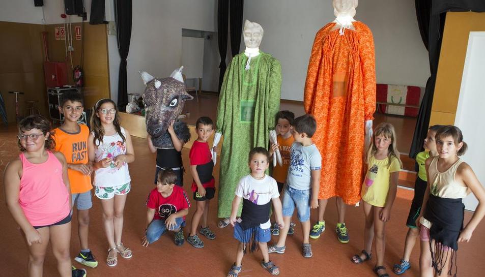L'Aquelarre de Cervera es posa en marxa amb els tallers infantils de l'Aquelarret