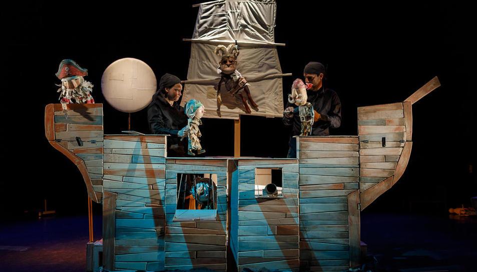 'Adiós, Peter Pan', l'obra premiada a la Fira de Castella i Lleó.