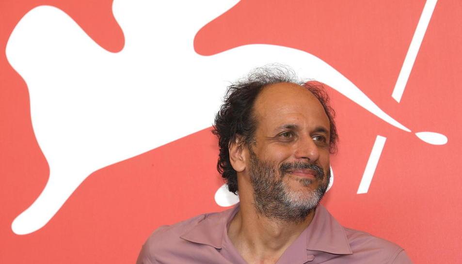 El director Luca Guadagnino, ahir, a Venècia.