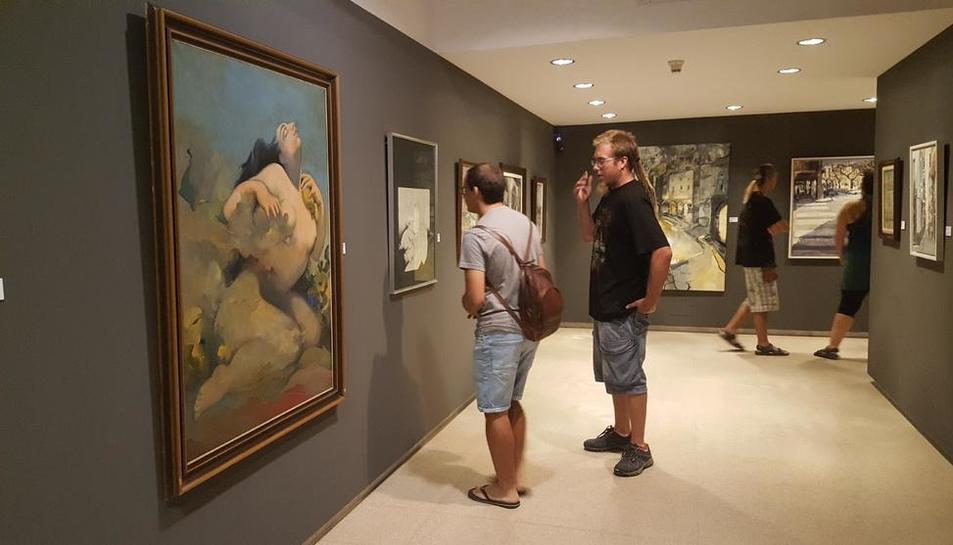 L'exposició al Museu de la Noguera de Balaguer podrà visitar-se fins al 28 d'octubre.