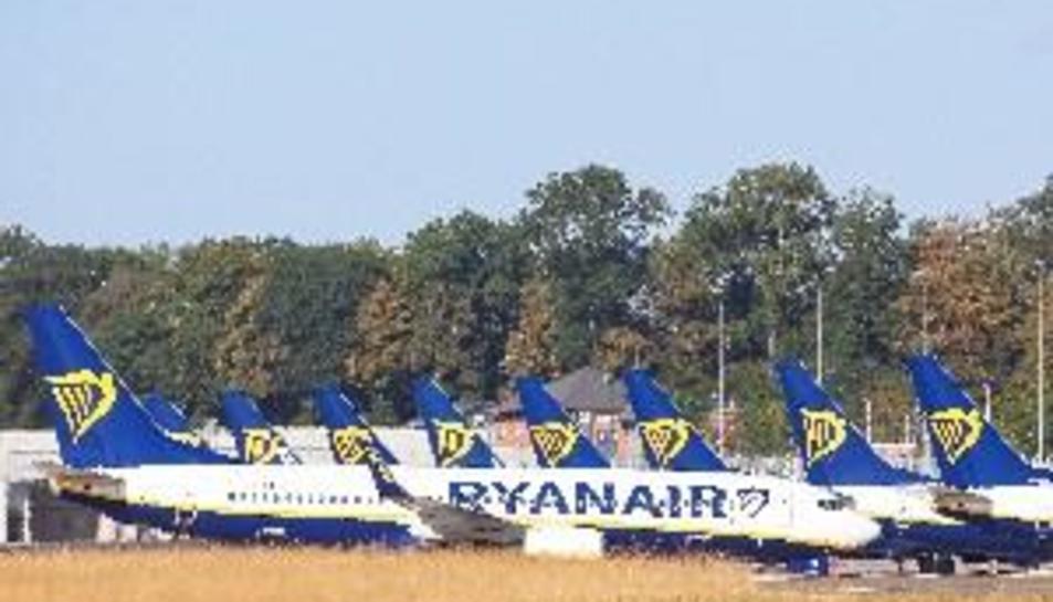 Los trabajadores de Ryanair harán una huelga a nivel europeo a finales de septiembre