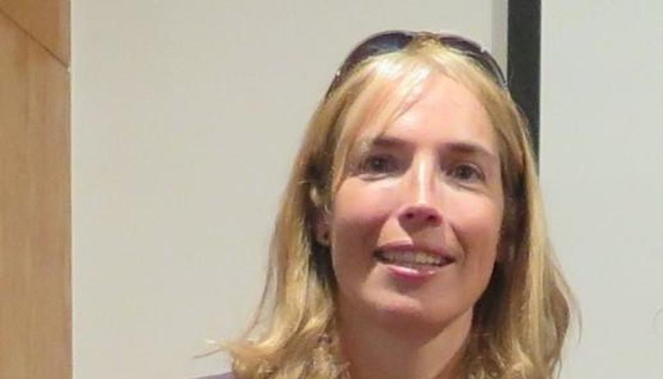 Marta Boleda i Antonieta Marbà, premi del jurat i del públic respectivament del concurs 'Relats d'Estiu'.