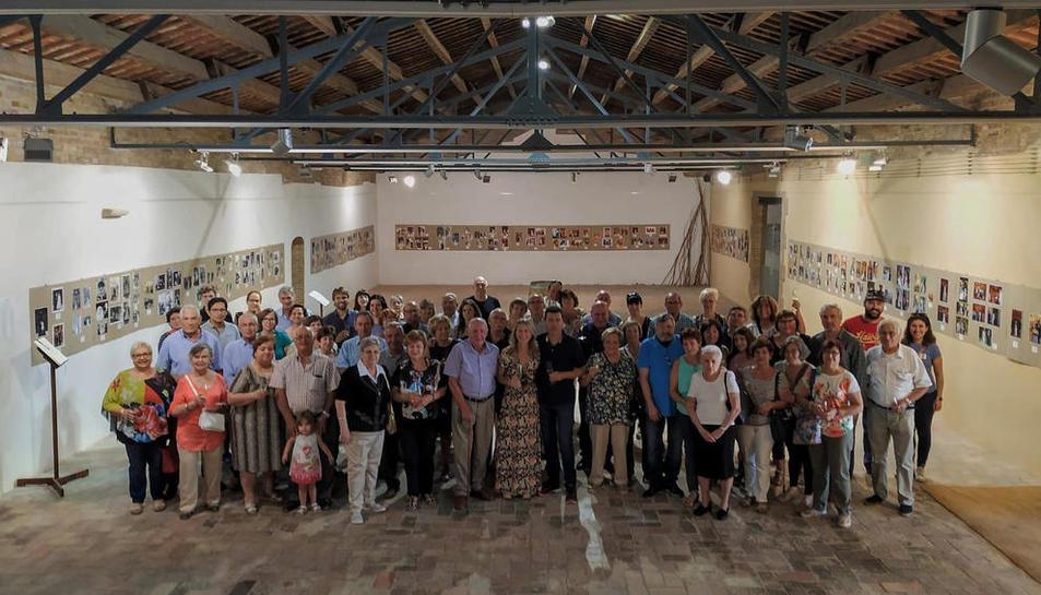 El Castell del Remei repassa 60 anys dels 'seus' casaments amb una mostra de fotos