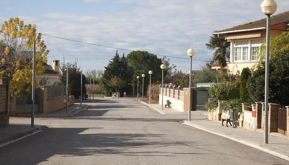 Aquesta setmana canviaran els fanals del carrer de Linyola.