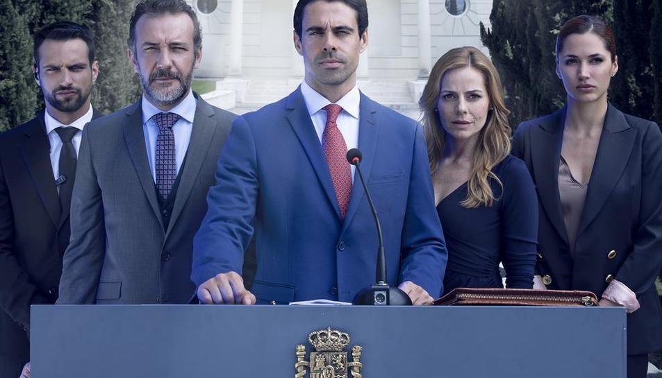 Nit d'estrenes a Telecinco