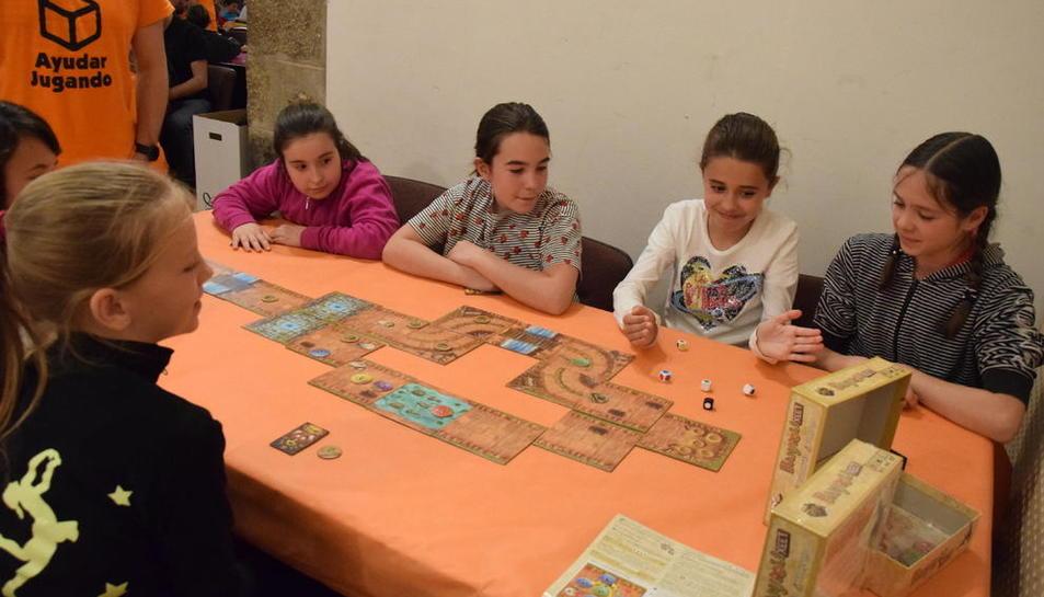 Los juegos de mesa, protagonistas del certamen en La Seu.
