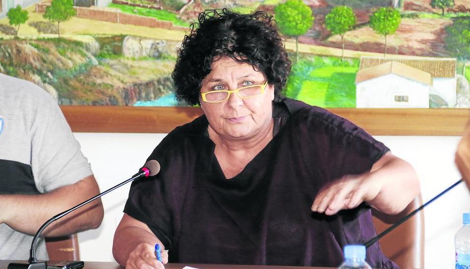 Cristina Lafay.