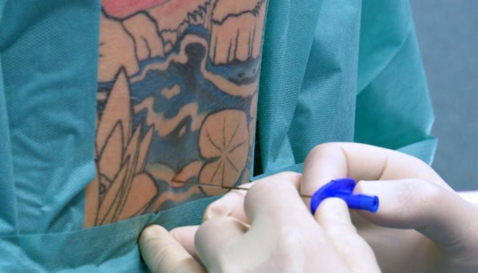 Los tatuajes, en 'Quèquicom'
