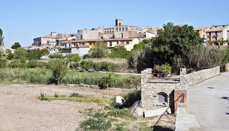 Imagen del municipio de Tarroja.