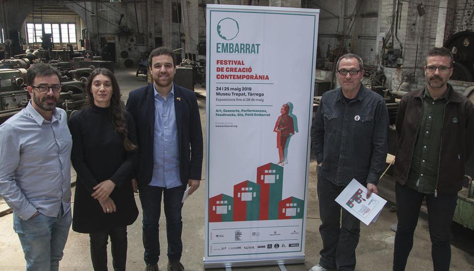 La presentación del festival,  que cuenta con un presupuesto de 23.000 euros, tuvo lugar ayer.