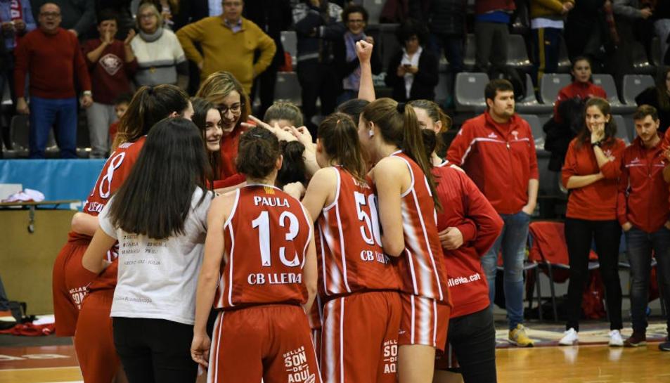 El CB Lleida acabó la fase regular de Copa Catalunya en cuarto lugar.