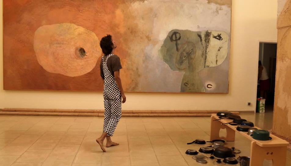 Veinticuatro horas de arte, música y poesía para celebrar los 25 años del Espacio Guinovart d'Agramunt