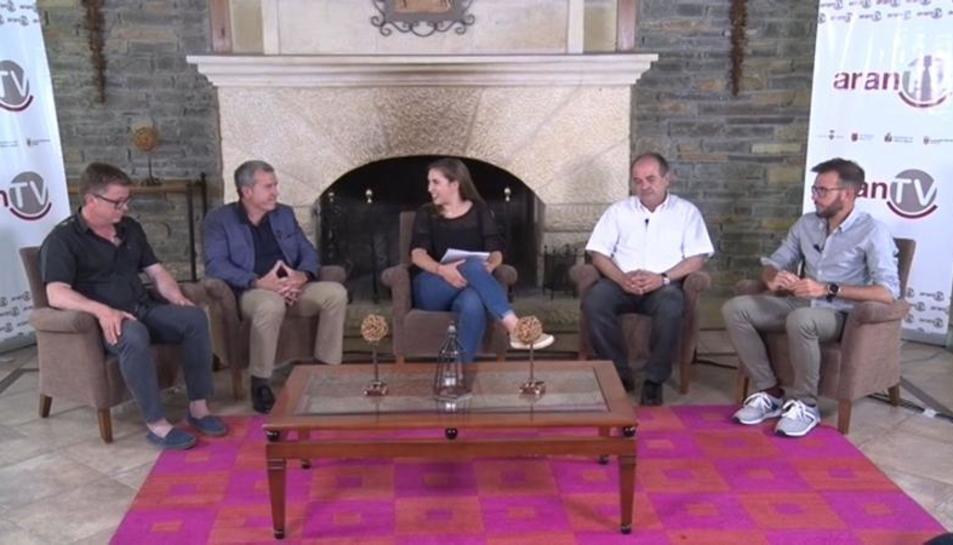 Nou programa d'Eth Debat d'Aran TV pels nous projectes per la Val d'Aran