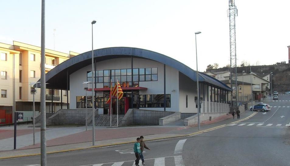Imagen de archivo de la comisaría de los Mossos en Solsona.