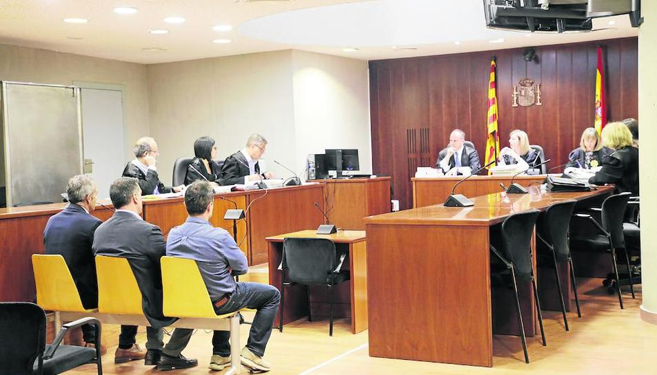 El juicio se celebró el pasado 30 de mayo en la Audiencia de Lleida.