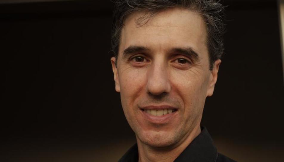 Casals-Roma presentarà la seua obra divendres al Cafè del Teatre.