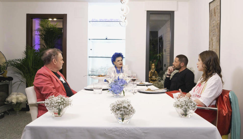 Famosos que cenan juntos