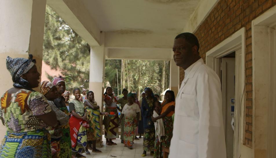 El ginecólogo Denis Mukwege ha recibido el Nobel de la Paz.