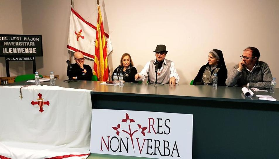 Conferència de Teresa Forcades a Res Non Verba