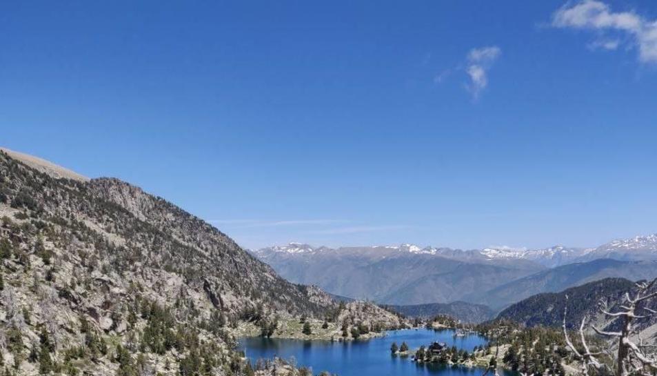 El Parque Nacional de Aigüestortes i Estany de Sant Maurici registra a 560.723 visitantes en el 2019
