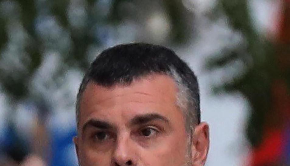 El exconseller Santi Vila.