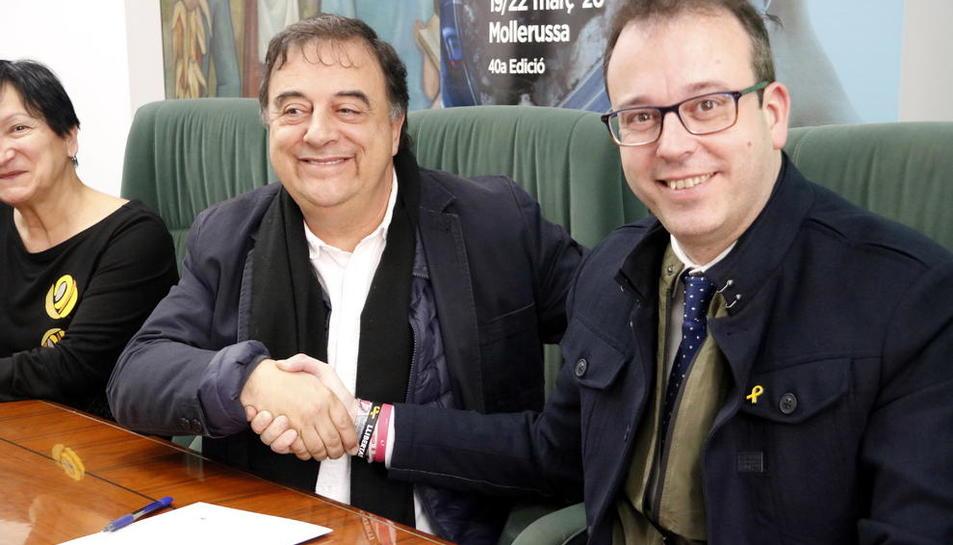 La demarcació de Lleida va registrar l'any passat un descens de l'1,54% en venda de cotxes