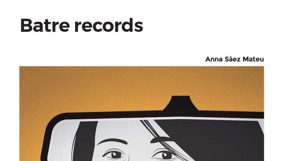 'Batre records', d'Anna Sàez.