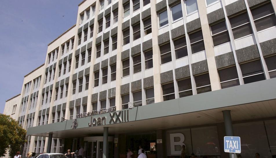 L'Hospital Joan XXIII de Tarragona.