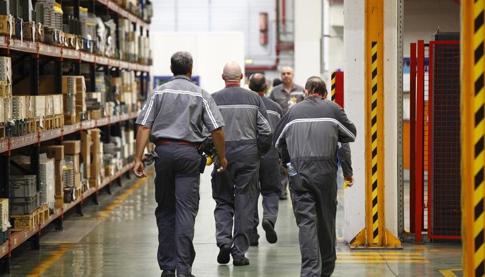 Muchos trabajadores se han reincorporado a sus empleos tras estar en un ERTE, pero aún quedan en ellos 6.258 leridanos.