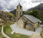 Sant Joan de Boí recibió de junio a agosto a más de 14.500 visitantes, la mitad de Sant Climent de Taüll.