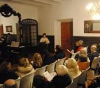 El concierto se llevó a cabo en el saló del mirall.