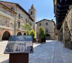 Imatge d'arxiu del centre de Bellver de Cerdanya.