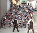 Els Joglars de la Bota van fer ahir gaudir de valent els més petits amb la seua música.