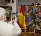 'Yo sé que vos realmente', l'obra de l'artista Rubén Fernández que va provocar amenaces, va ser finalista, i 'The Cross', del lleidatà Jan Monclús, va ser la guanyadora.