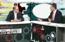 Una pletòrica Fira de Sant Miquel, avui a 'El debat de Lleida Activa'