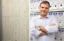 """Julio Quílez: """"Seis años de archivo dan para 14.000 cajas de información"""""""